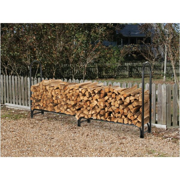 Log Rack by Shelter