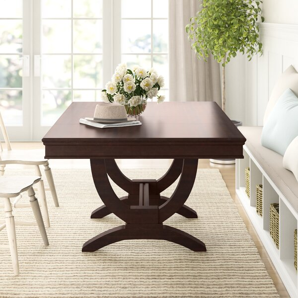 Brooking Extendable Dining Table by Darby Home Co