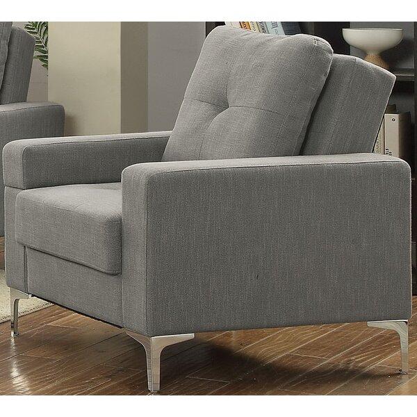 Deven Convertible Chair by Orren Ellis