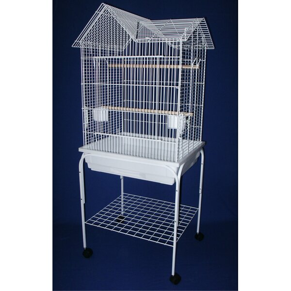 Villa Top Small Parrot Bird Cage by YML