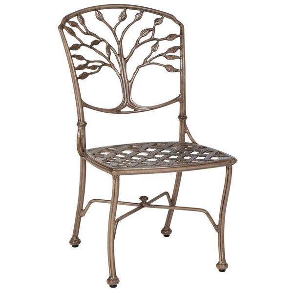 Heritage Patio Dining Chair by Woodard Woodard