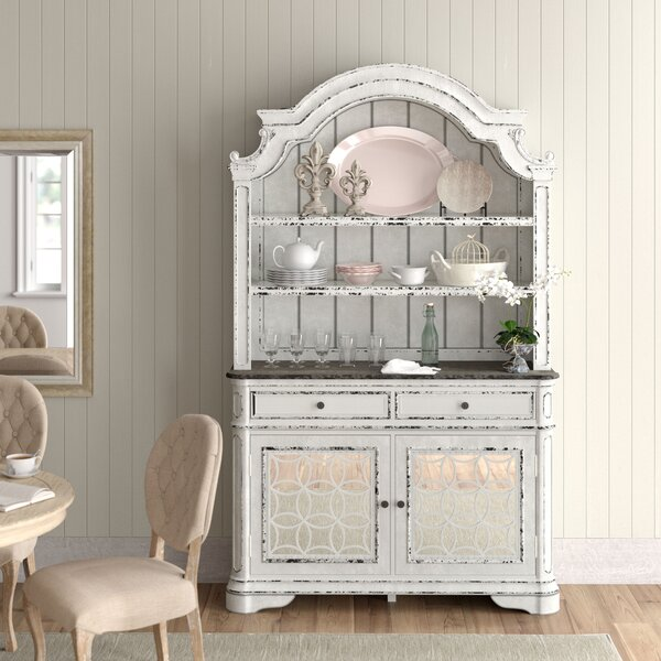 Tiphaine China Cabinet by Lark Manor Lark Manor