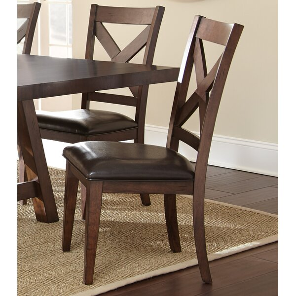 Spier Place Upholstered Dining Chair (Set of 2) by Alcott Hill