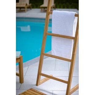Towel Self-Standing 5' Decorative Ladder by Wrought Studio