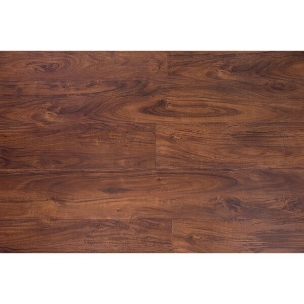 Paradiso 7 x 49 x 6.5mm WPC Luxury Vinyl Plank Chestnut by Branton Flooring Collection