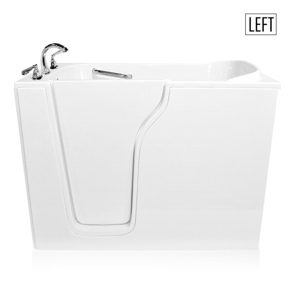 55 x 35 Whirlpool Bathtub by Eagle Bath