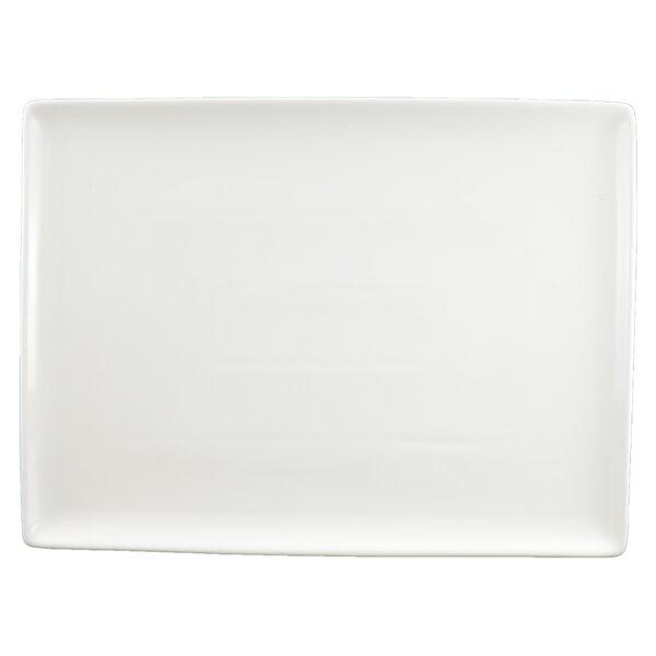 "Flush 14.25"" Rectangular Plate by Tannex"