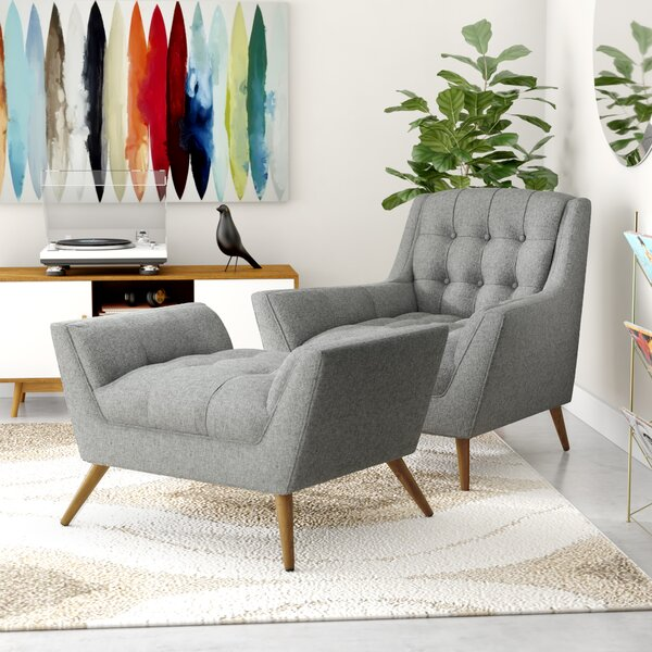 Fiske Armchair by Modern Rustic Interiors