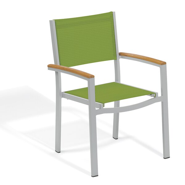 Caspian Patio Dining Chair (Set of 4) by Sol 72 Outdoor