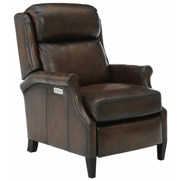 Albert Leather Power Recliner by Bernhardt Bernhardt