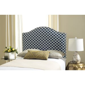 Little Deer Isle Upholstered Panel Headboard by Breakwater Bay