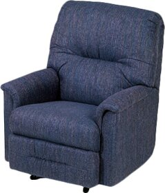 Reo Manual Rocker Recliner by Serta Upholstery