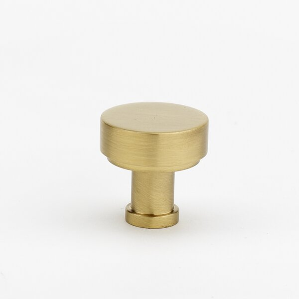 Alno Inc Round Knob by Alno Inc