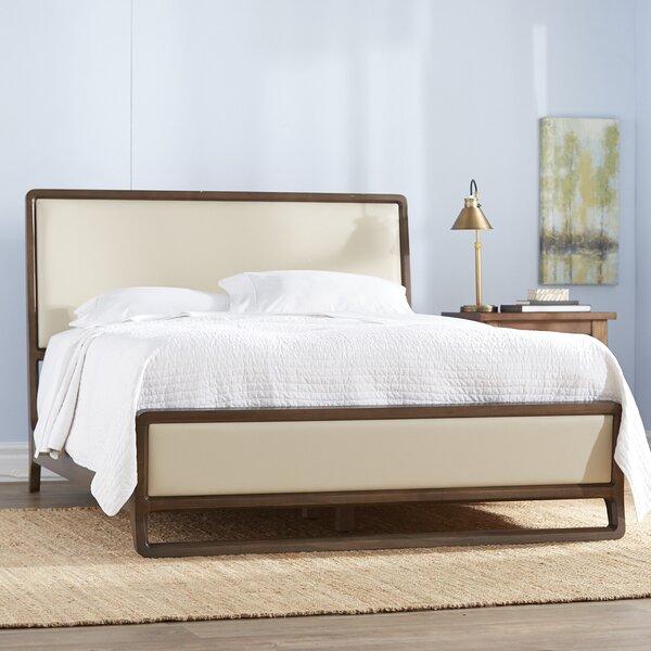 Arlo Upholstered Standard Bed by Corrigan Studio