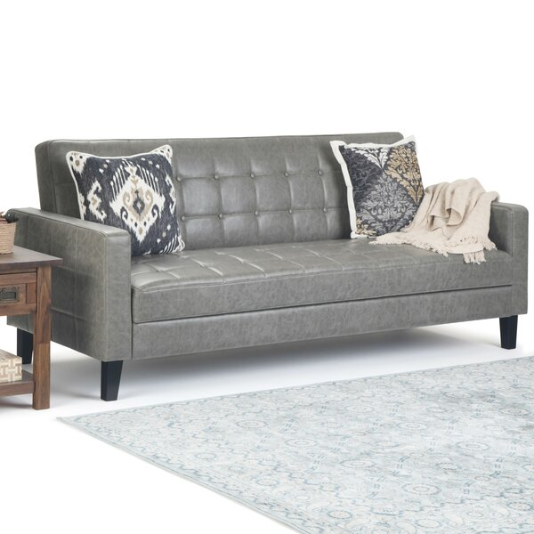 Lillianna Sofa Bed with Lift-Up Seat Storage by Brayden Studio