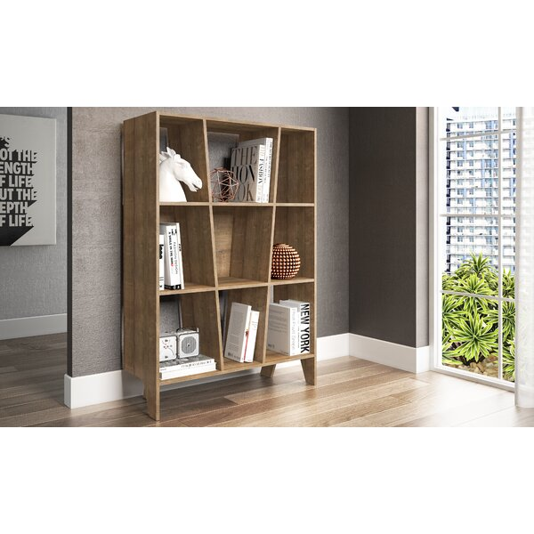 Jaquan Cube Unit Bookcase by George Oliver