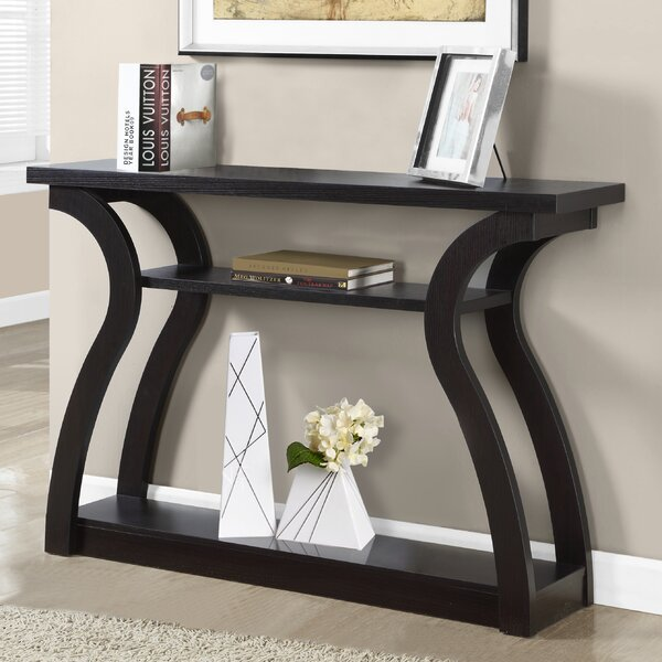 Zipcode Design Gwyneth Console Table amp Reviews Wayfair