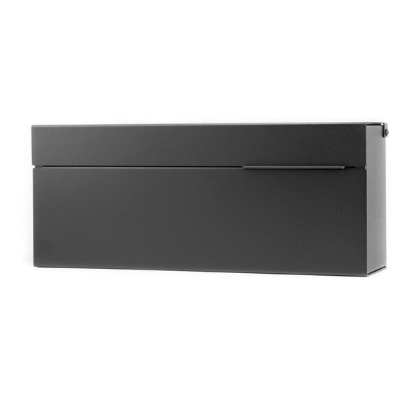 John F B Wall Mounted Mailbox by Vsons Design