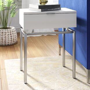 Harva End Table with Storage