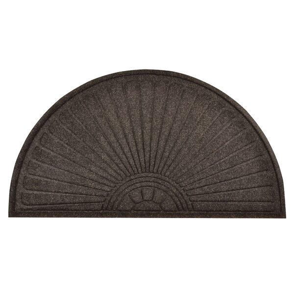 Guzzler Sunburst Doormat by Design by AKRO