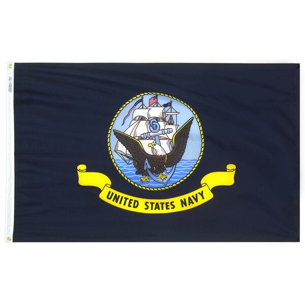 Armed Forces Traditional Flag by Annin Flagmakers