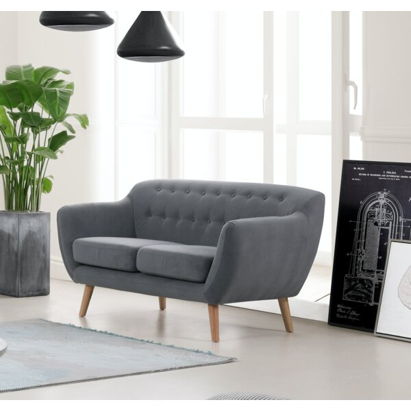 Cothern Loveseat By George Oliver
