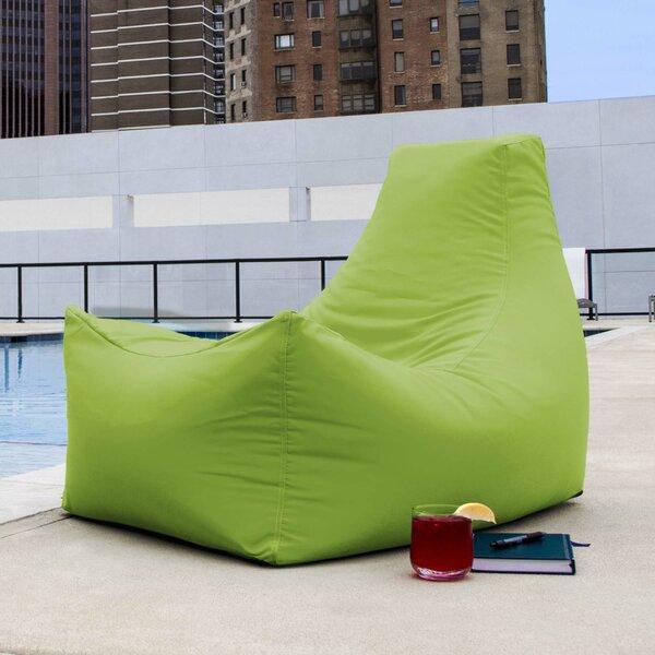 Standard Outdoor Friendly Bean Bag Lounger By Ebern Designs