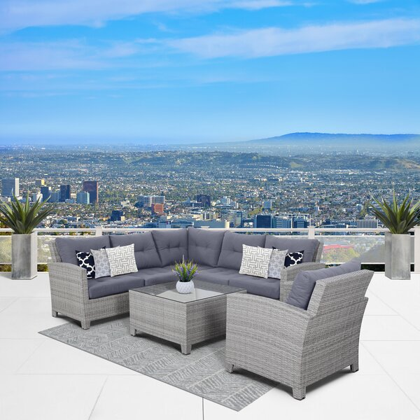 Stamford 7 Piece Outdoor Set by Longshore Tides