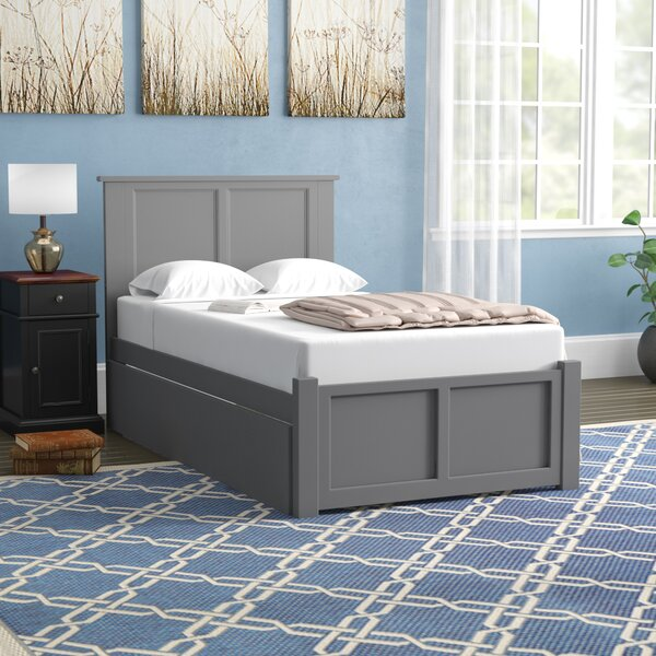 Marjorie Twin Platform Bed by Three Posts