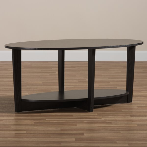 Forsman Wooden Coffee Table By Ebern Designs