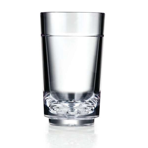 Elite 2 oz. Plastic Shot Glass (Set of 4) by Drinique