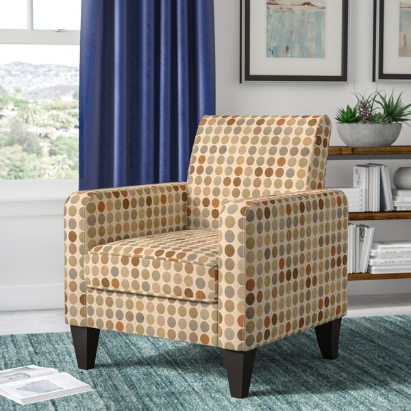 Hollier Armchair by Ebern Designs