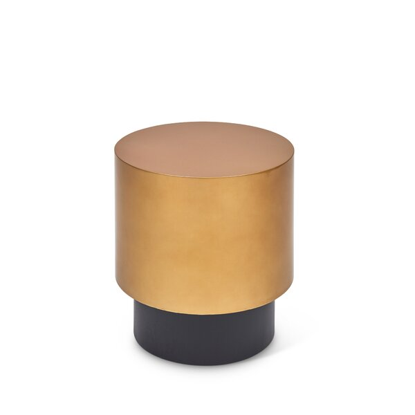Fieldston End Table by Everly Quinn