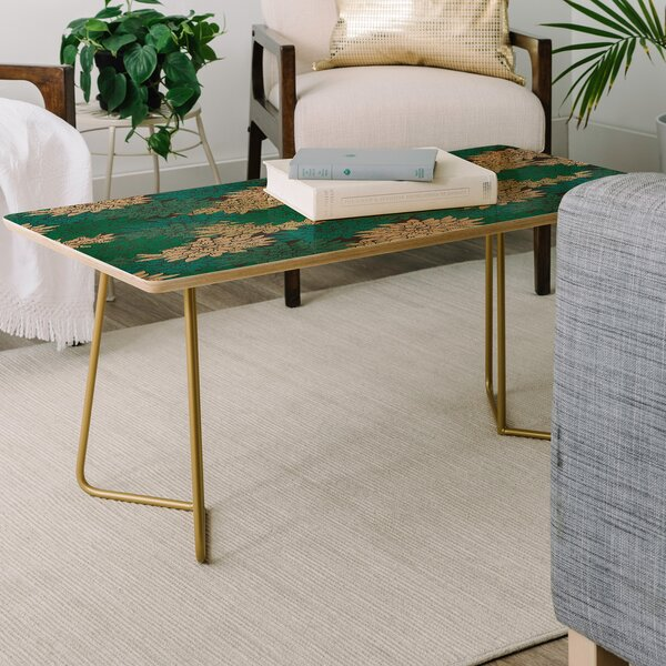 Holli Zollinger Flora Minted Coffee Table By East Urban Home