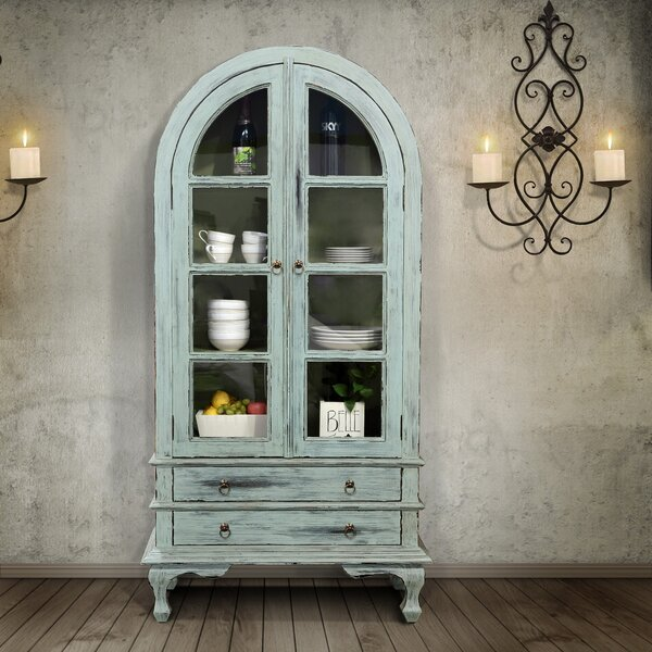 Farreli China Cabinet by Astoria Grand