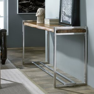 Live Edge Console Table by Hooker Furniture