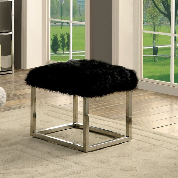 Agrippa Vanity Stool by Everly Quinn