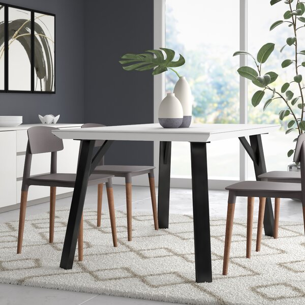 Payton Dining Table by Ebern Designs Ebern Designs