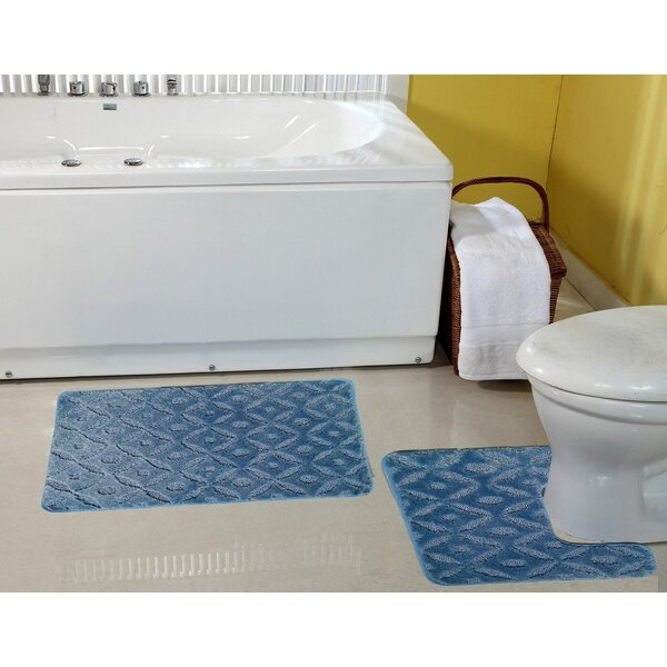 Warford Bath Rug Set by Gracie Oaks