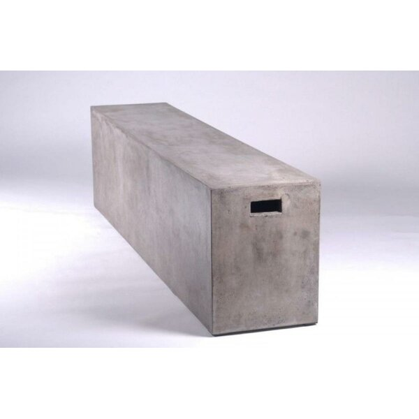 Alysha Concrete Bench by 17 Stories 17 Stories