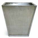 Square Metal Pot Planter by Mr. MJs