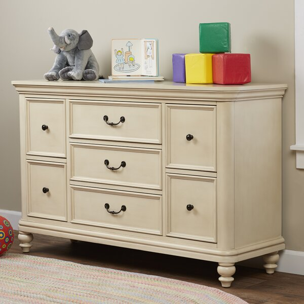 Stroud 7 Drawer Dresser by Birch Lane Kids™