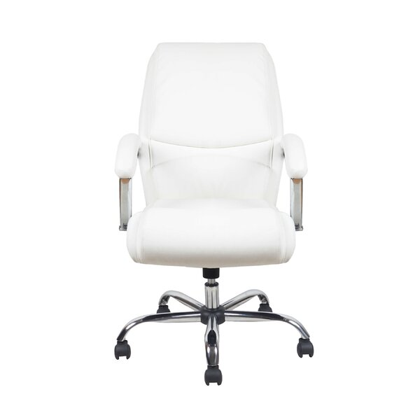 Essentials Leather Executive Chair by OFM