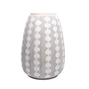 Flavin Ceramic Pot Planter by Bungalow Rose