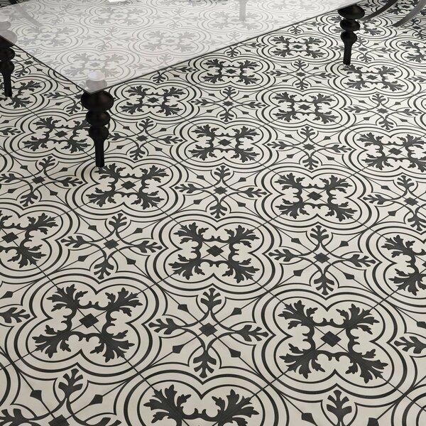 Forties 7.75 x 7.75 Ceramic Field Tile in Vintage by EliteTile