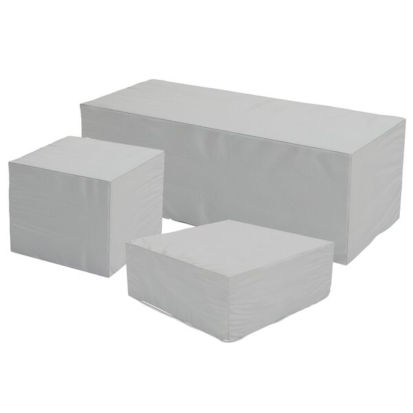 3 Piece Sofa Cover Set by Harmonia Living
