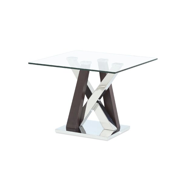 Hawley End Table by Wade Logan