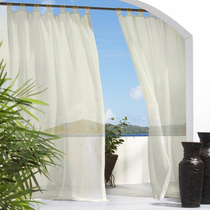 Tab Top Sheer Cotton Curtains Curtain Menzilperde Net