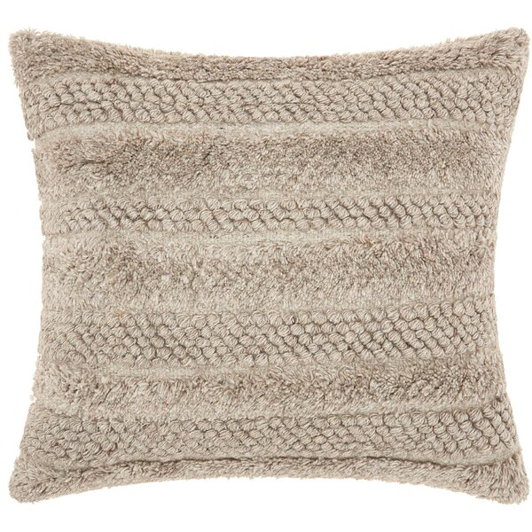 Dearing Looped Cut Pillow by Eider & Ivory