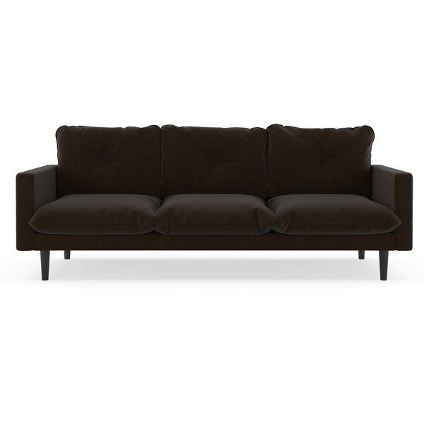 Scheidt Satin Weave Sofa by Orren Ellis